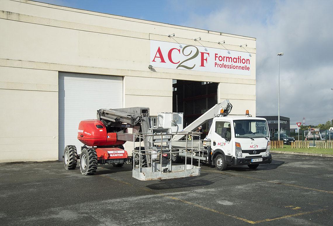 Actualité : AC2F, une volonté de service de qualité