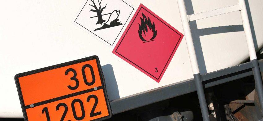 Transport de matière dangereuse - AC2F